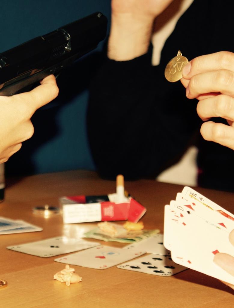 Detektiv Rätsel Spiel
